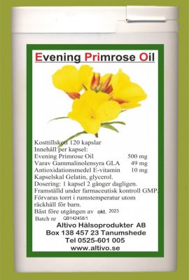 Evening Primrose Oil EPRIO